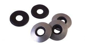 Arandelas de acero galvanizado/EPDM