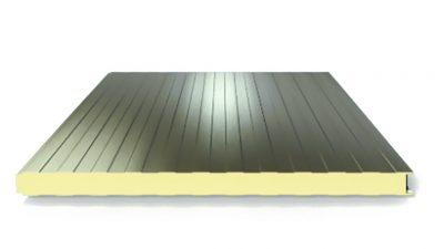 Panel Aislado Isobox para Muro Isocindu