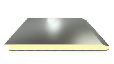 Panel Aislado Isoparete Piano para Muro Isocindu