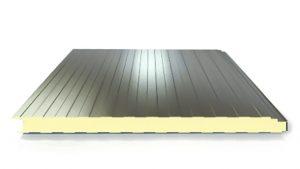 Panel Aislado Isoparete box para Muro Isocindu