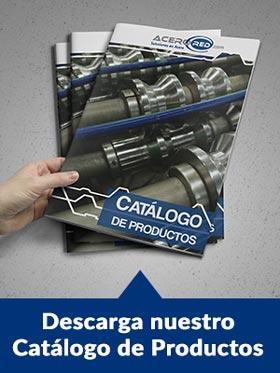 Descarga Catalogo Acerored